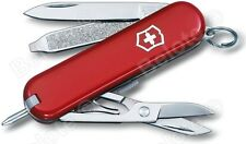 Victorinox Swiss Army Knife Signature Red  With Retractable pen 54091 *NEW*