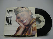 Dee Dee Bridgewater. Angel of the night (uomini soli).-45g 7'' (MPA2)