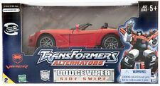 Transformers Alternators #02 Sideswipe - Dodge Viper