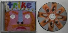 Trike - Trike + The Vikings 2010 CD Belgium Synthpop