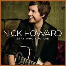 Stay Who You Are von Nick Howard (2013), Neu OVP, CD