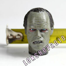 "LE-22 1/6 HOT 12"" figure male horrible zombie head scuplt TOYS"