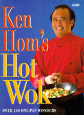 Ken Hom Ken Hom's Hot Wok: Over 150 One-pan Wonders Very Good Book