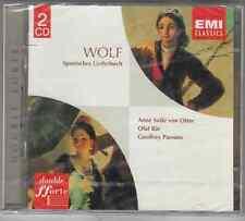 WOLF SPANISCHES LIEDERBUCH OTTER OLAF BAR PARSON - 2 CD