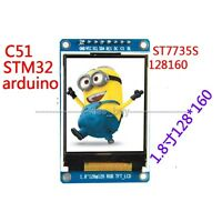 """1.8"""" inch OLED Serial 128x128 SPI Full Color TFT LCD Display Module FOR Arduino"""