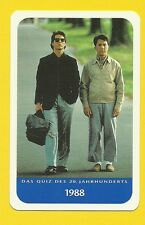 Rain Man Tom Cruise Dustin Hoffman Cool Movie Film Collector Card from Europe