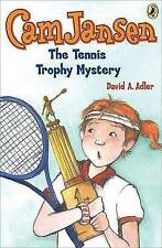 Cam Jansen: The Tennis Trophy Mystery #23-ExLibrary