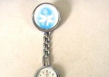 spiritual ANGEL angelic  nurse , therapy fob watch
