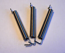 Tremolo springs for Fender Stratocaster set of 3 st strat bridge tensioning