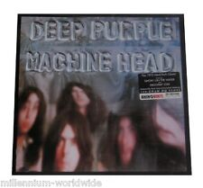 "SEALED & MINT - DEEP PURPLE - MACHINE HEAD - 12"" VINYL LP / GATEFOLD COVER, 180g"