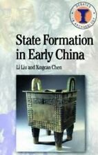 State Formation in Early China by Xingcan Chen and Li Liu (2003, Paperback)