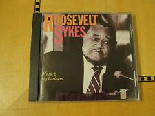 Roosevelt Sykes - Music is My Business - Rare Blues CD France