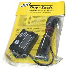 TT2A Hour Meter by Tiny Tach Reset-able Job Timer MADE IN THE USA
