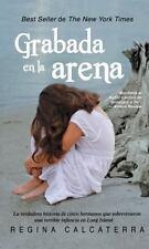 Grabada en la arena Spanish Edition