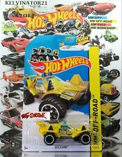 Hot Wheels 2014 #113 Quicksand™ YELLOW,1stCOLOR,WhiteRIM,BlackOR6SP,BlackBASE,US