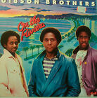 "GIBSON BROTHERS - ON THE RIVIERA -POLYDOR - 12"" LP [k306]"
