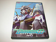 Mobile Suit Gundam 00: Season 1, Part 1 [2 Discs]   *** VERY NICE***