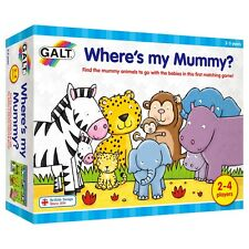 GALT Toys Where's My Mummy? Activity / Play / Board Game For 2 Year Old Children