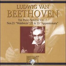 """BEETHOVEN: THE PIANO SONATAS, VOL. 7: NOS. 21 """"WALDSTEIN"""", 22 & 23 """"APPASSIONATA"""