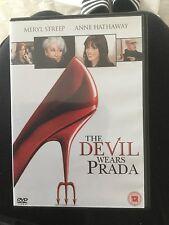 The Devil Wears Prada (DVD, 2007)