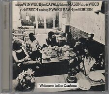 Traffic - Welcome To The Canteen, CD Neu