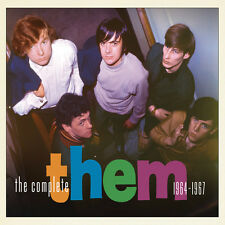 Them - Complete Them 1964-1967 [New CD] Boxed Set