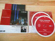 CD Jazz Cole Porter - Red, Hot And Blue 2CD (41 Song) MEMBRAN