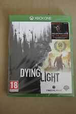 DYING LIGHT XBOX ONE NEW PAL UK ENGLISH !!! POLISH VERSION