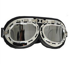Windshield Smoke Anti Fog Lens Fit Over Glasses Motorcycle Safety Goggles