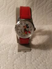 Mickey Mouse watch by Bradley time