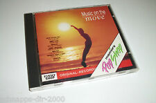 MUSIC ON THE MOVE CD MIT JIMMY CLIFF - BLUE OYSTER CULT - BEASTIE BOYS - BANGLES
