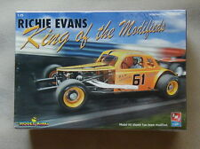 FACTORY SEALED Richie Evans King of the Modifieds by AMT/ERTL 21736P-1HD