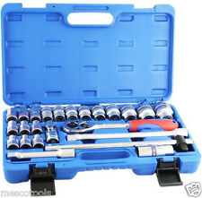 Socket Set KINGTONY ST4528MR 8mm to 32mm with Accessories TOOL KIT