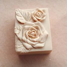 Flower  S442 Silicone Soap molds Craft Molds DIY Handmade soap Mold Mould