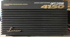 Refurbished Old School Lanzar Optidrive 4150 4 channel amplifier,USA Made,Amp,#2