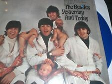 BEATLES Yesterday And Today LP unplayed VINYL Butcher color