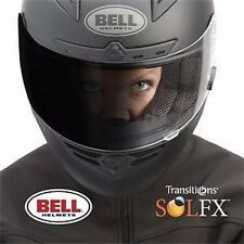 Bell Star/Vortex/RS-1 and Revolver Helmet Transitions Photochromatic Shield