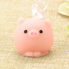 Kawaii Squishy Mini Fat Pig Squeeze Very Slow Rising Relieve Stress Kid's Toys