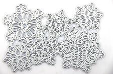 Metal Snowflake Group Cutting Dies DIY Scrapbooking Paper Card Album Stencils