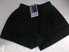 Banner Black PE Shorts 32 inch waist