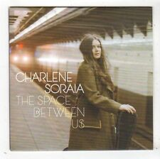 (FY630) Charlene Soraia, The Space Between Us - 2014 DJ CD