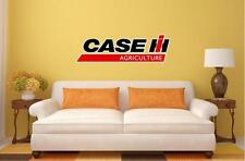 Case IH removable wall art Man Cave sticker decal interior wall decoration