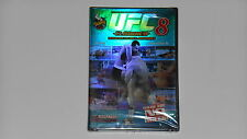 NEW UFC CLASSICS VIII 8 DAVID vs GOLIATH 1994 DVD KIMO KEN SHAMMROCK MMA FIGHT