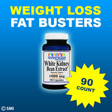 White Kidney Bean Extract Low Carb Diet Phaseolus Vulgaris 90 Caps Weight Loss
