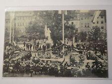Jena - Burschenschaftskneipe auf dem Eichplatz 1910 - Burschenschaft/ Studentika
