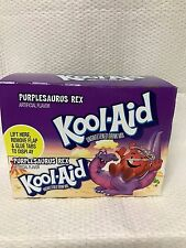 KOOL AID PURPLESAURUS REX GRAPE FLAVORED 48 COUNT UNSWEETENED DRINK MIX