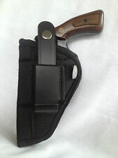 "SIDE GUN HOLSTER FITS HERITAGE ROUGH RIDER (.22 CAL) WITH 4 3/4"" BARREL"