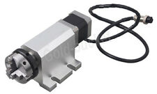 Router Rotational Rotary A-Axis, 4th-Axis 50L Style for CNC Engraving Machine