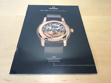 Catalogue Catálogo OMEGA - Hour Vision. 159 years in the making - Español