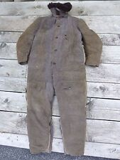 RARE Original German WWII Luftwaffe Winter Flying Flight Suit KW 1/33 Berlin C2
